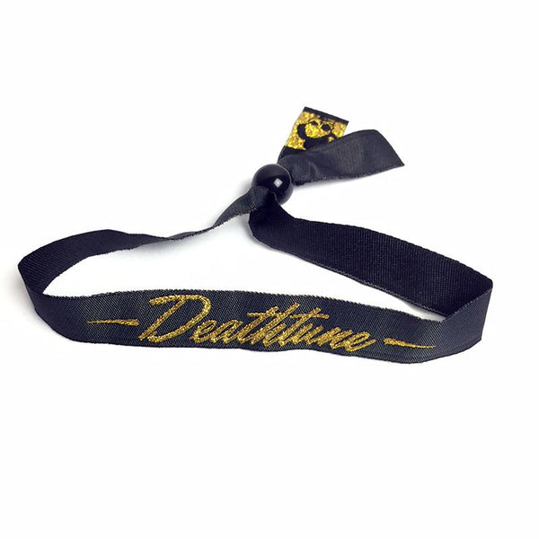 Death Tune Gold Armband