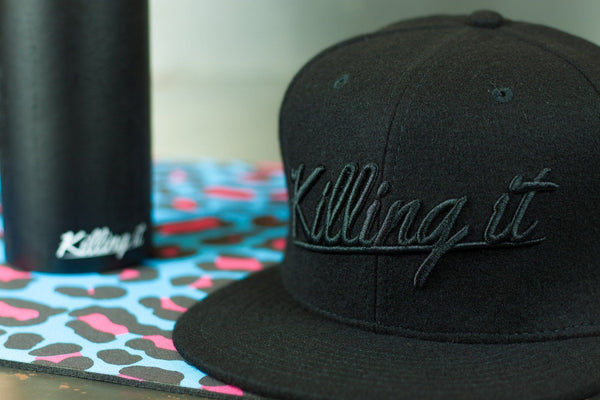 Killing It snapback från Zillalife.