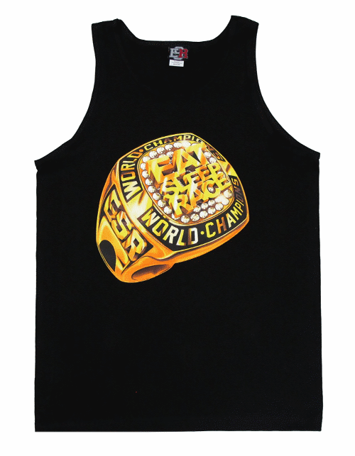 Champion Ring Tank Top - Svart