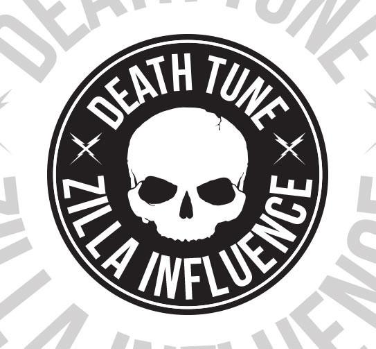 Death Tune - Sticker