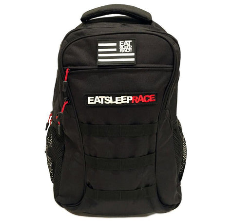 Eat Sleep Race Tactical Backpack