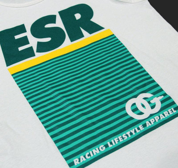 ESR Port Tank Top - Vit
