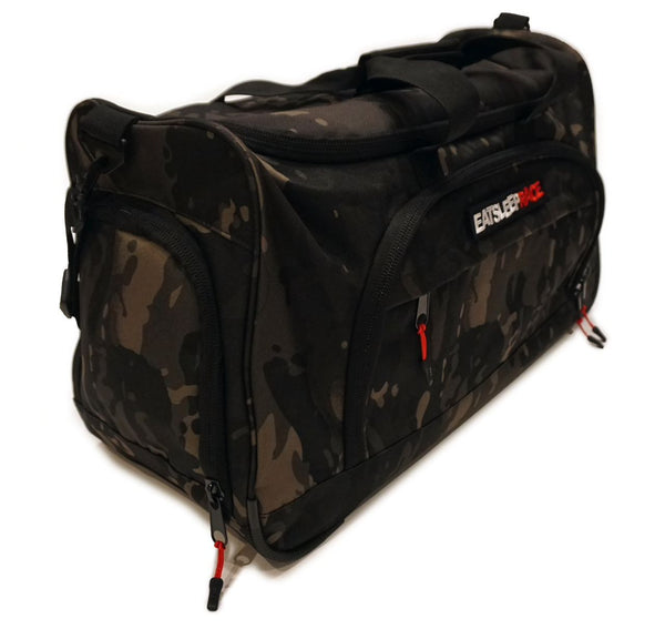 ESR Tactical Duffel Bag | Black Camo