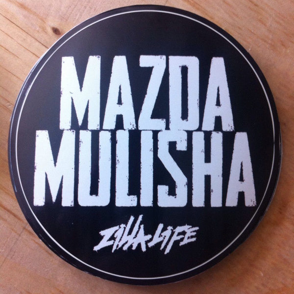 Mazda Mulisha - Sticker