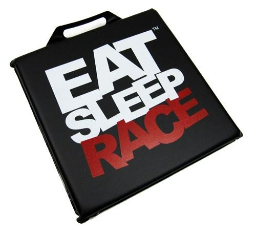 Eat Sleep Race Sittunderlag