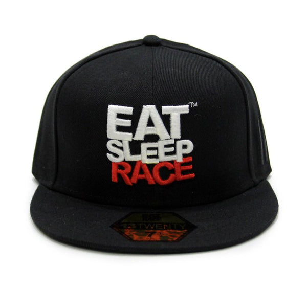 Eat Sleep Race - Team Fitted Orginal Keps