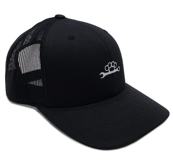 Knuckle Wrench Trucker Cap