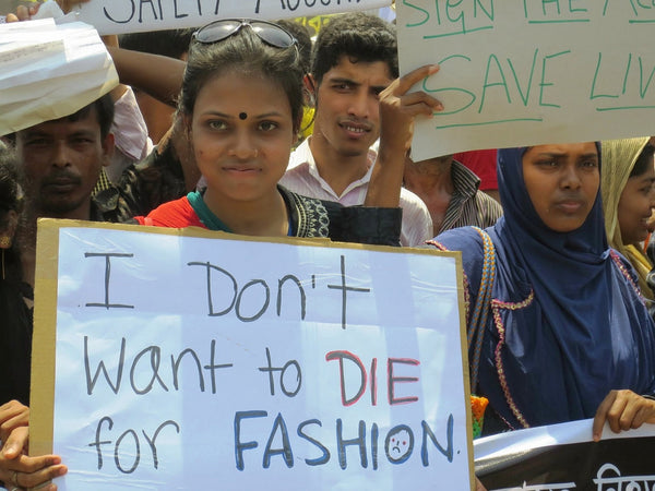 fair fashion - rana plaza disaster