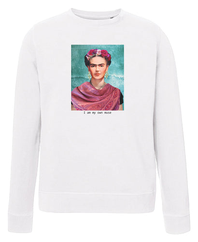 Sweater frida kahlo fair wear modemusthaves