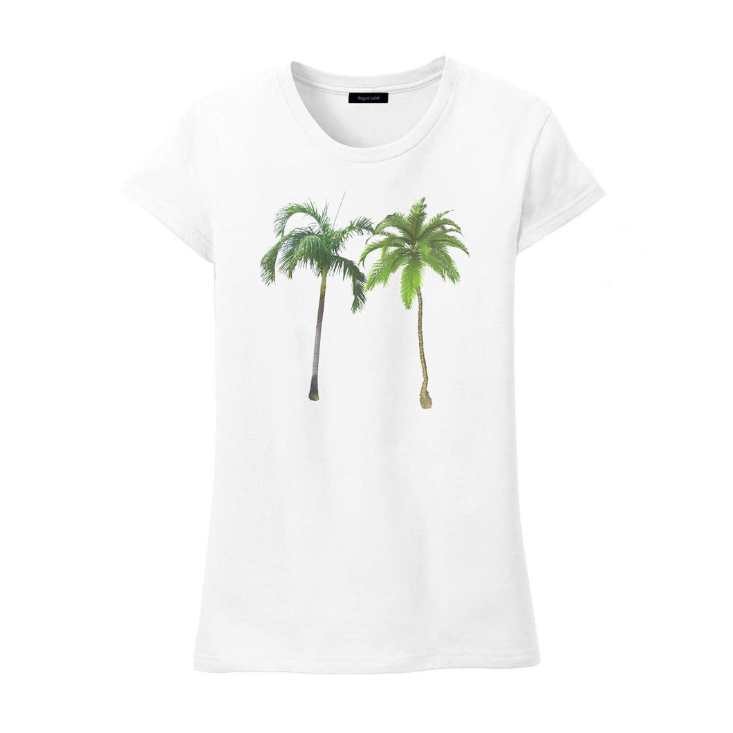 modemusthaves it-shirt palmtrees