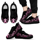 Pink Ribbon Shoes