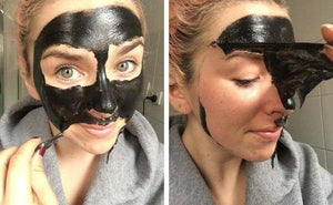 easy peal black charcoal mask for perfect skin