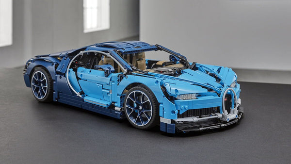Bugatti Chiron - 3599 Pieces [50% OFF]
