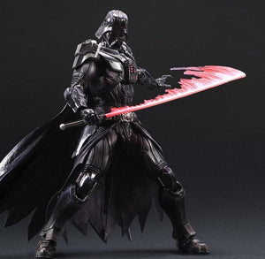 rare action figure darth vador collector