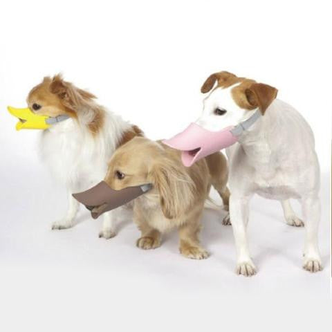 Duck Bill Dog Muzzle