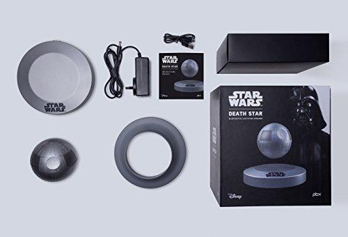 Levitating Death Star Speaker