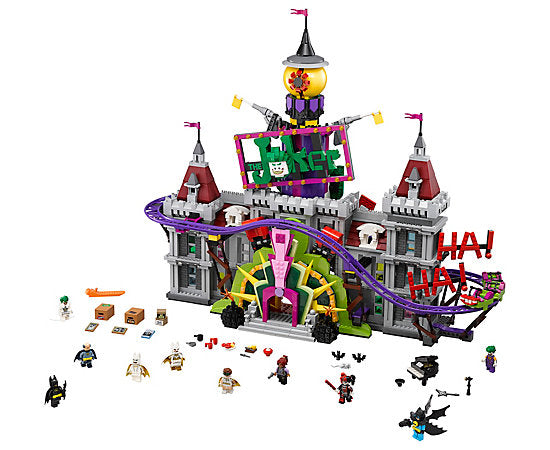 The Joker Manor - Can You Handle It ?