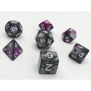 DARK HEART DICE BY HEDRONIX
