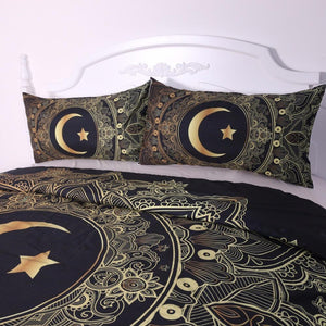Moon Stars Beddings Set - Limited Edition