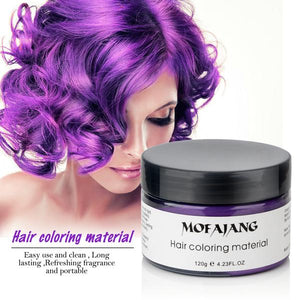 HyperColor Hair Color Wax - 7 Color Options