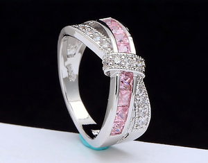 Special Limited Edition Breast Cancer Awareness Ring