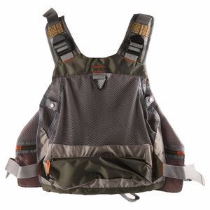 lightweight travel fishing and hunting vest for camping