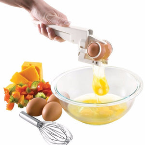 Easy Egg Cracker