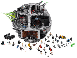 Death Star - 4016 Pieces
