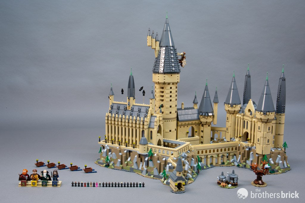 The Hogwarts Castle