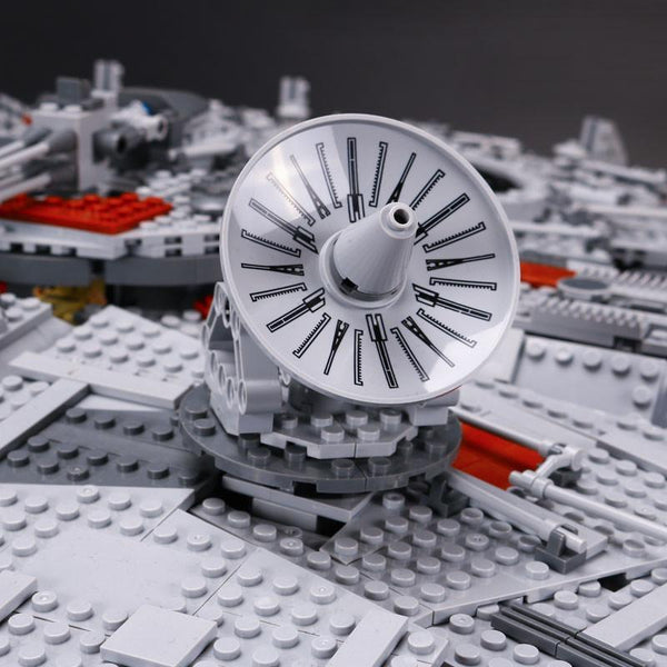 best star wars model hobby set for han solo ship