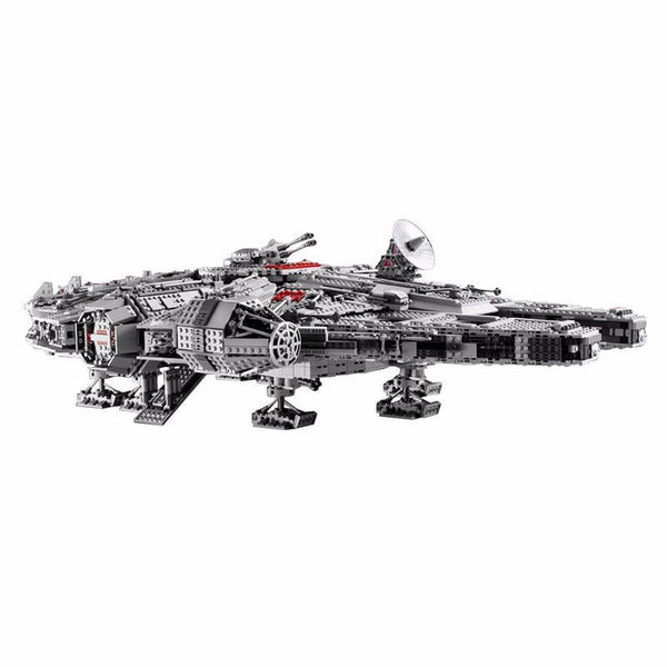 The Ultimate Millennium Falcon Set- 5,265 Pieces