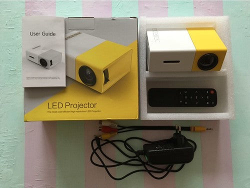 Sweet Offerz LED Projector
