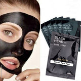 acne black charcoal skin mask for removing blackheads