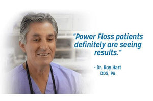 Doctor Hart's Power Floss - #1 Solution for Flossing!