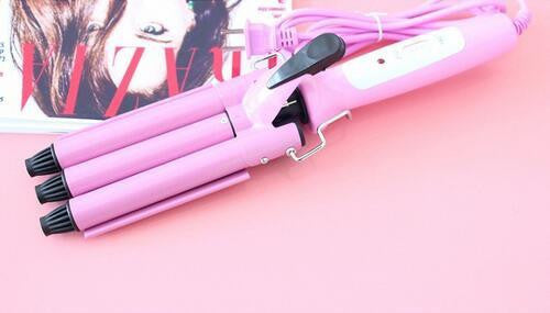 Ultimate 3 Barrel Magic Hair Styling Iron