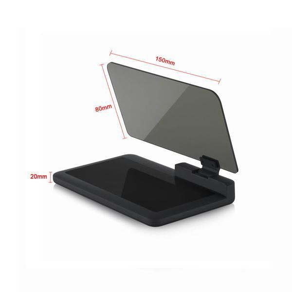 wireless navigation display for iphone or android samsung