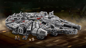 Ultimate Collector's Millennium Falcon - 7500 Pieces
