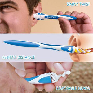 Smart Swab - #1 Solution for Ear Hygiene