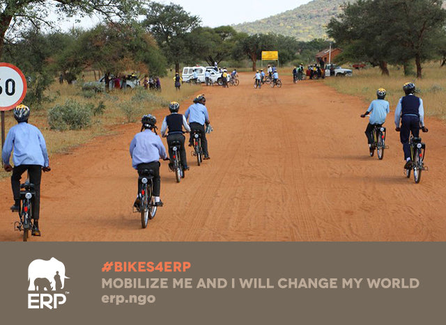 #Bikes4ERP Crowdfunding Initiative