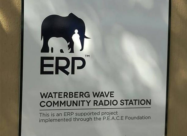 ERP Visits Waterberg Welfare Society