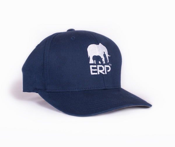 ERP V-Flexfit Cotton Twill Fitted Cap