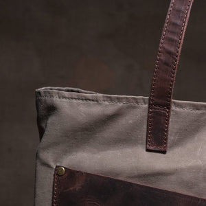Canvas Tote designed by Tram21