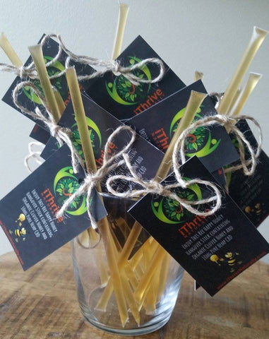 Hangover Relief Honey Sticks - Infused with 12mg Hemp Extract