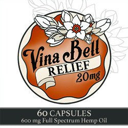 PAIN RELIEF Vina Bella Life Essentials Capsules