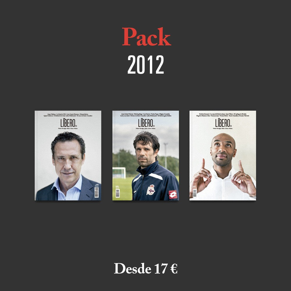 PACK 2012