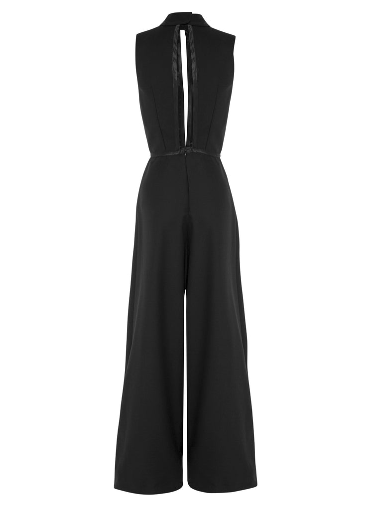 TOMMY JUMPSUIT (BLACK)