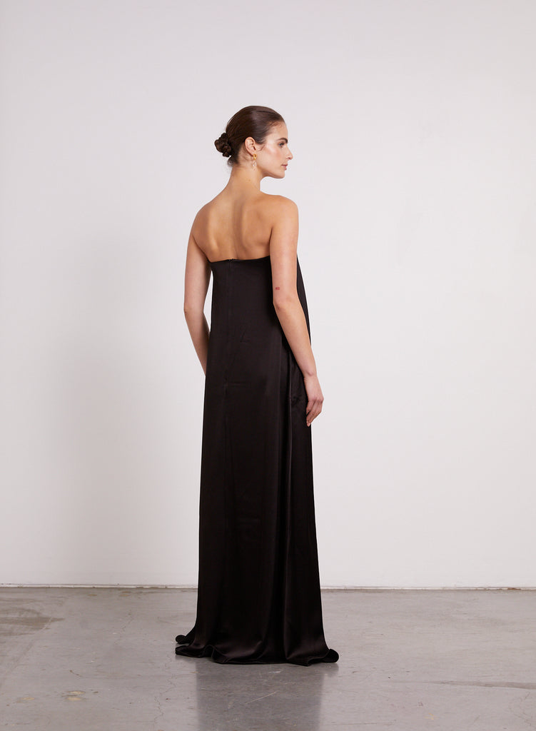 DELFINA Dress (BLACK)
