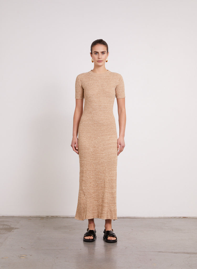 SASHA Dress (MAPLE)