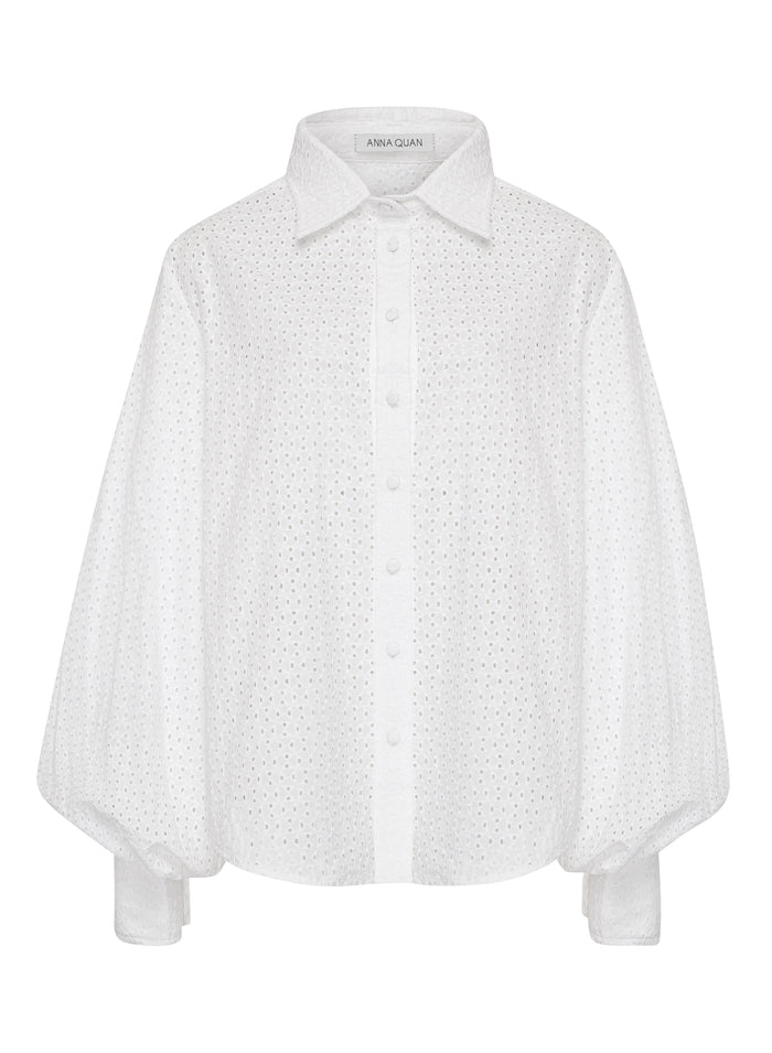 BEA Shirt (BRODERIE ANGLAISE)