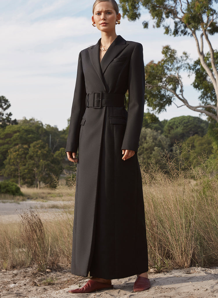 NORA Coat (BLACK)